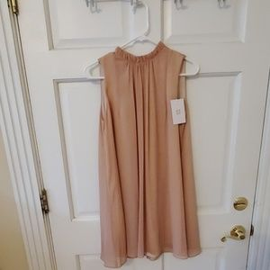 Wayf Babydoll Dress